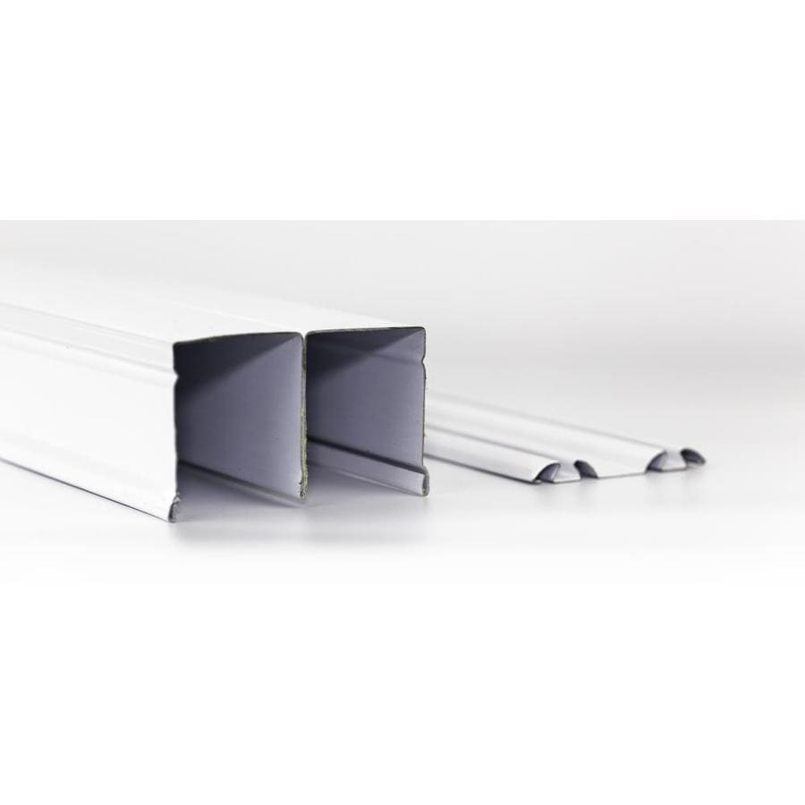 ReliaBilt 1 Piece 96 In Bi Pass Sliding Closet Door Track
