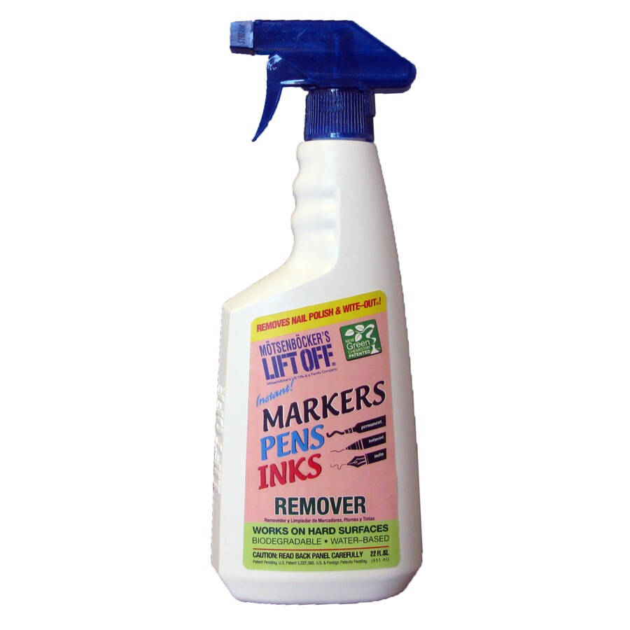 Motsenbocker's Lift Off MotsenbockerS Lift Off Markers, Pens, Inks Remover 22 Oz
