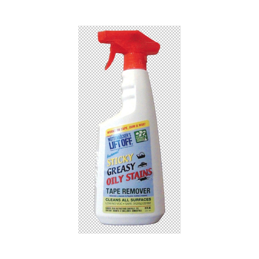Motsenbocker's Lift Off MotsenbockerS Lift Off Sticky, Greasy, Oily Stains, Tape Remover 22 Oz