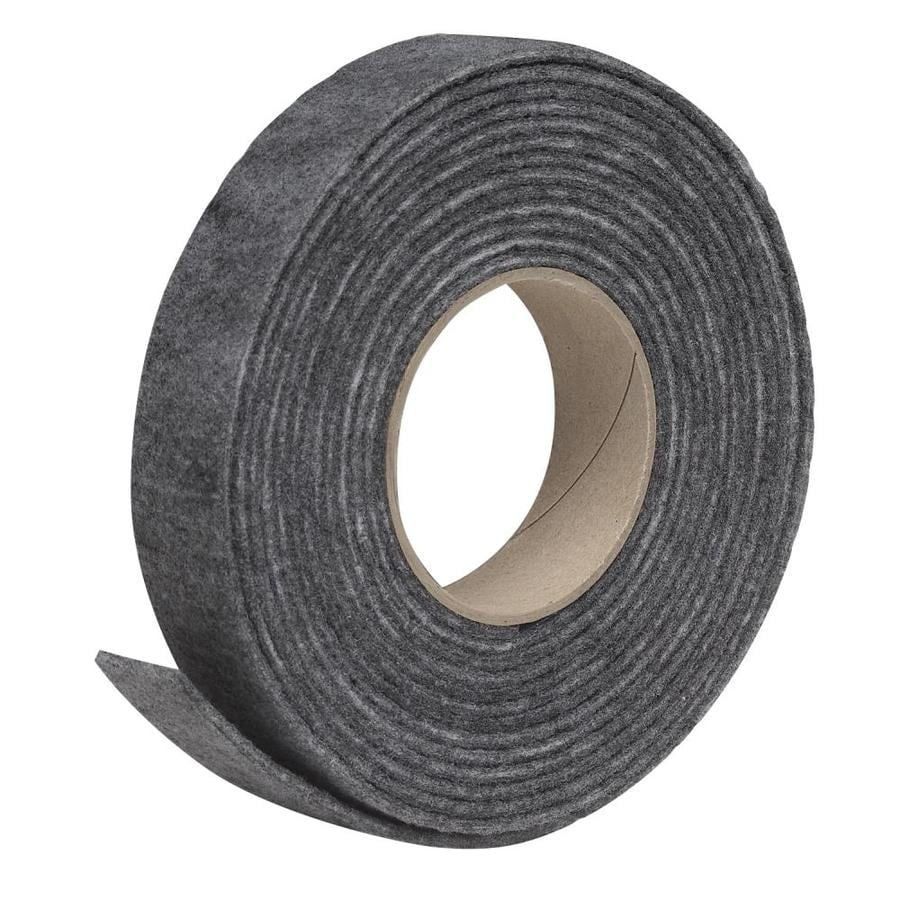 Frost King 1.25-in x 17-ft Gray Felt Door Weatherstrip