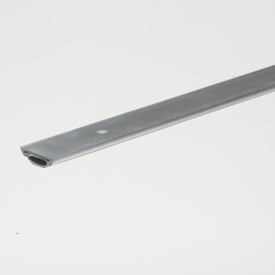 Frost King 1-1/4-in x 36-in Silver Aluminum and Vinyl Door Threshold