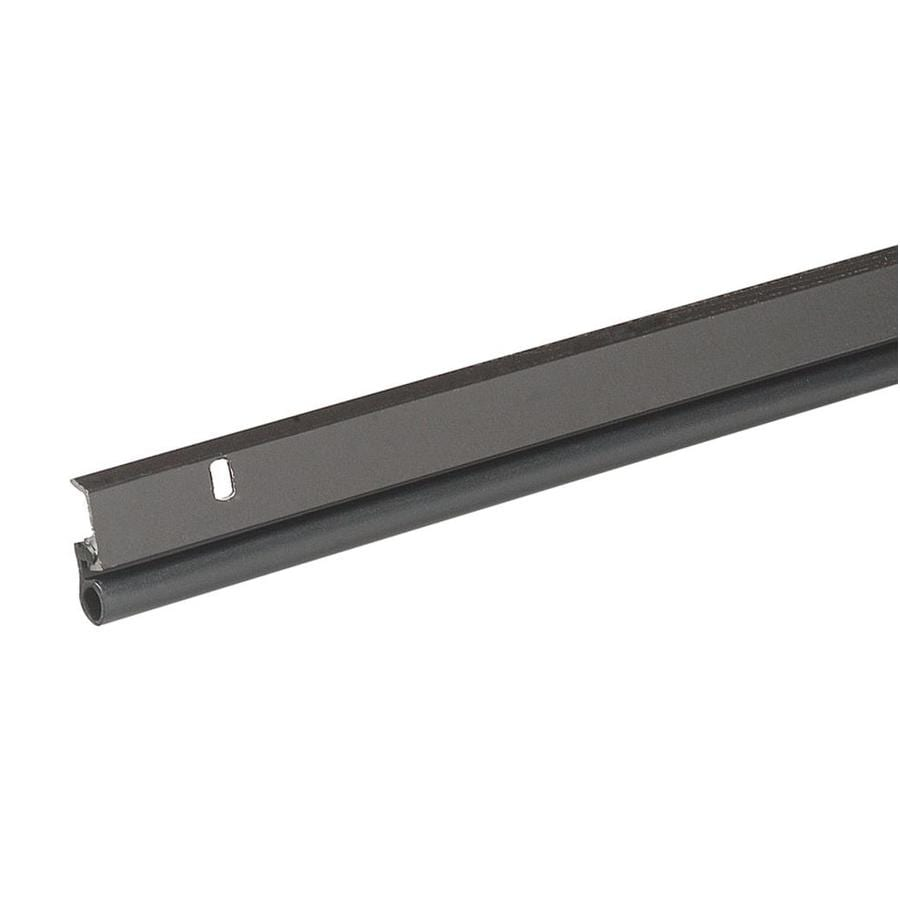Frost King 3/4-in x 17-ft Bronze Aluminum and Vinyl Door Threshold