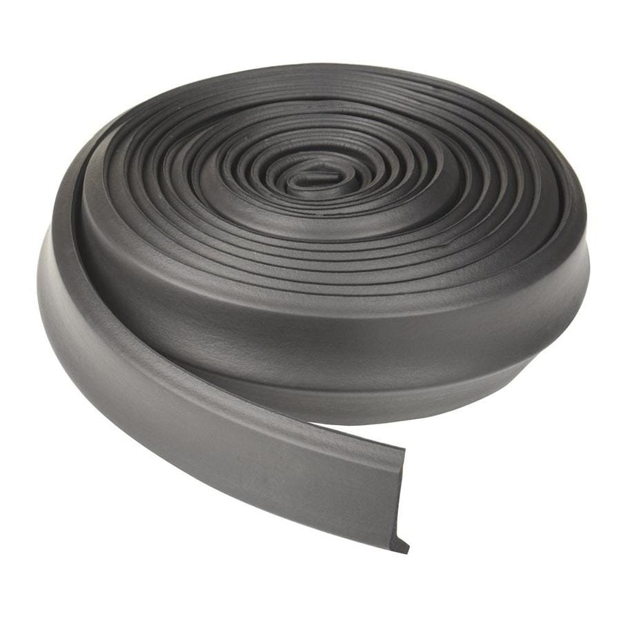 Frost King 2.25-in x 16-ft Black EPDM Garage Weatherstrip