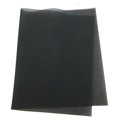 Common 15 In X 24 0 1875 Actual Washable Cut To Fit Air Filter