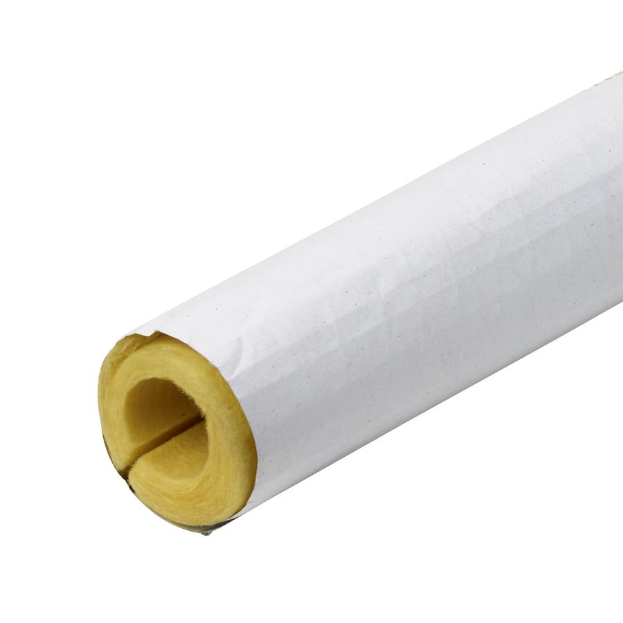 Frost King 3/4-in x 3-ft Fiberglass Plumbing Tubular Pipe Insulation