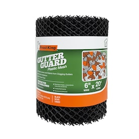 Gutter Guard Gutter Guards At Lowes Com