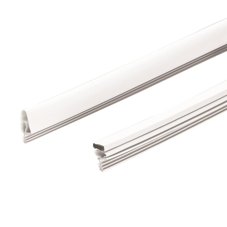 Frost King 1.75-in x 204-in White Aluminum Door Threshold
