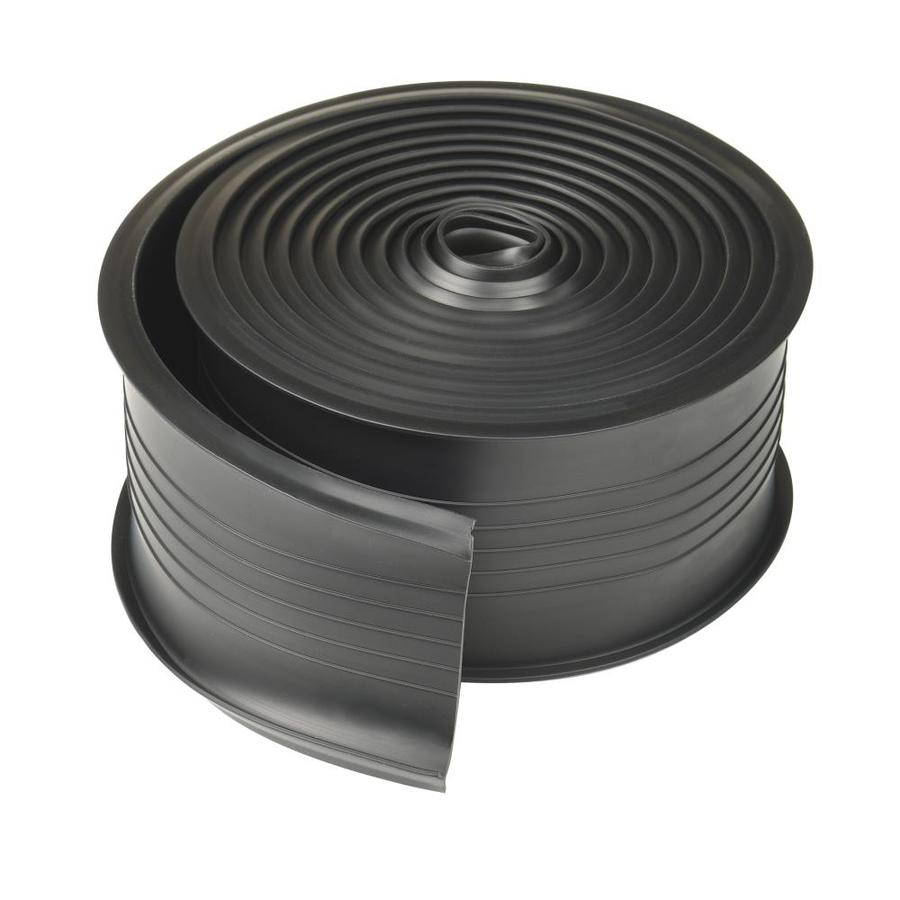 Frost King 10-ft Black Vinyl Garage Weatherstrip