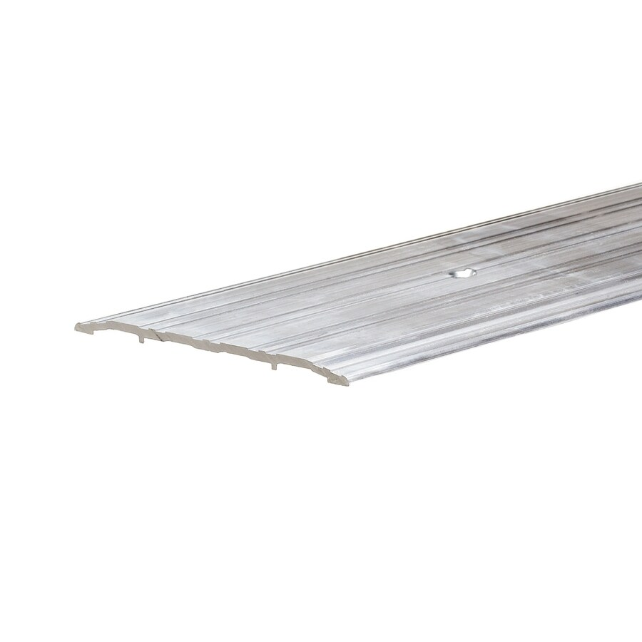 Frost King 5-in x 36-in Silver Aluminum Door Threshold