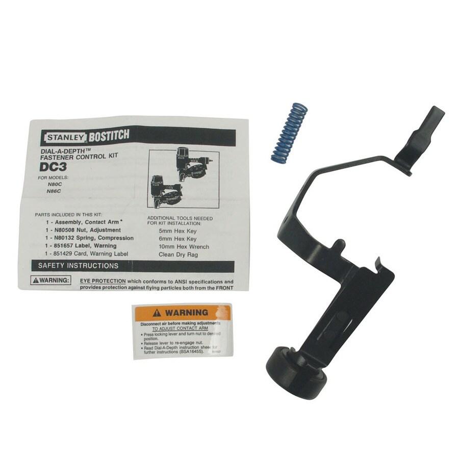 Shop STANLEY-BOSTITCH Coil Framing Nailer Dial-A-Depth Fastener ...