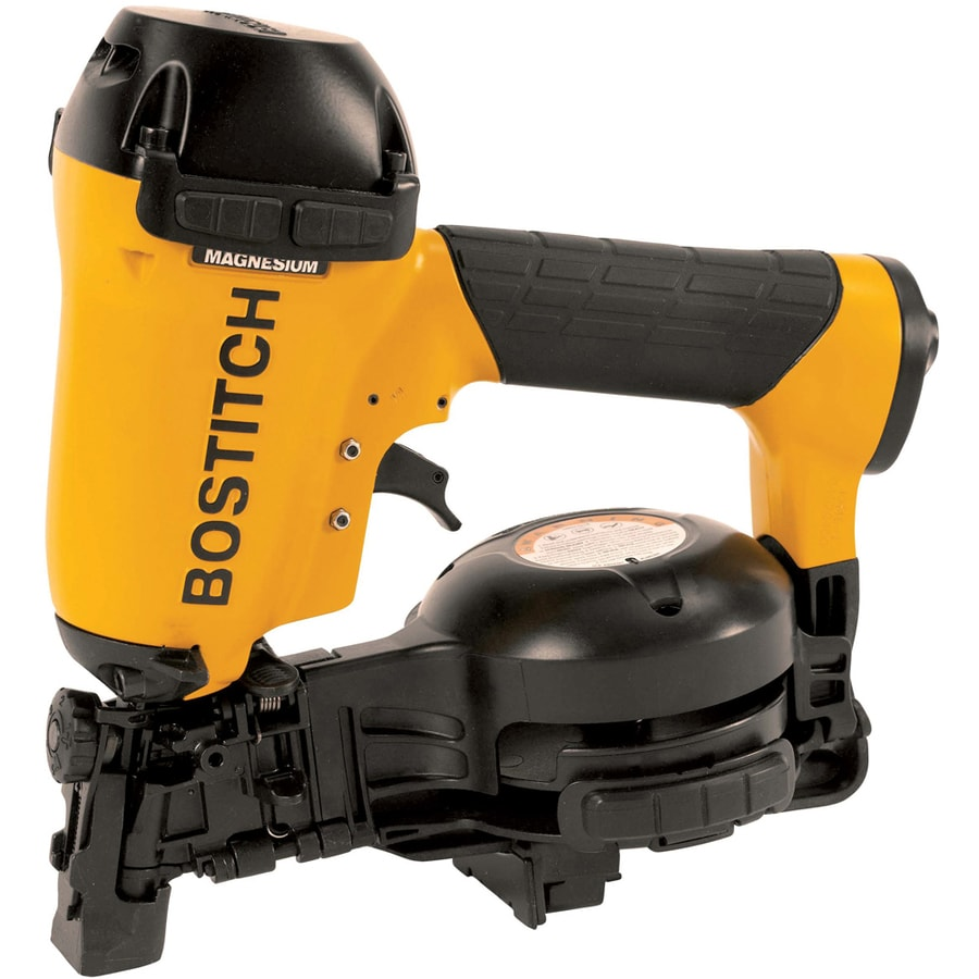 Bostitch 1.75-in 15-Degree Roofing Nailer