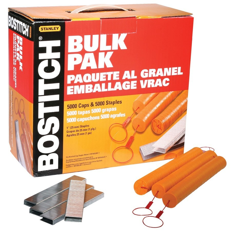 Bostitch Roofing Pneumatic Staples