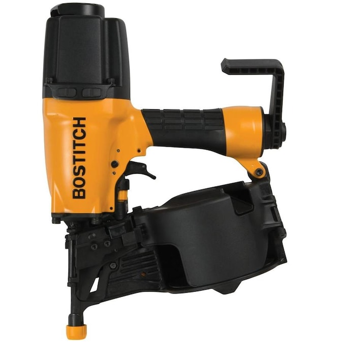 Bostitch 15 Gauge 15 Degree Corded Siding Nailer In The Nailers Department At Lowes Com