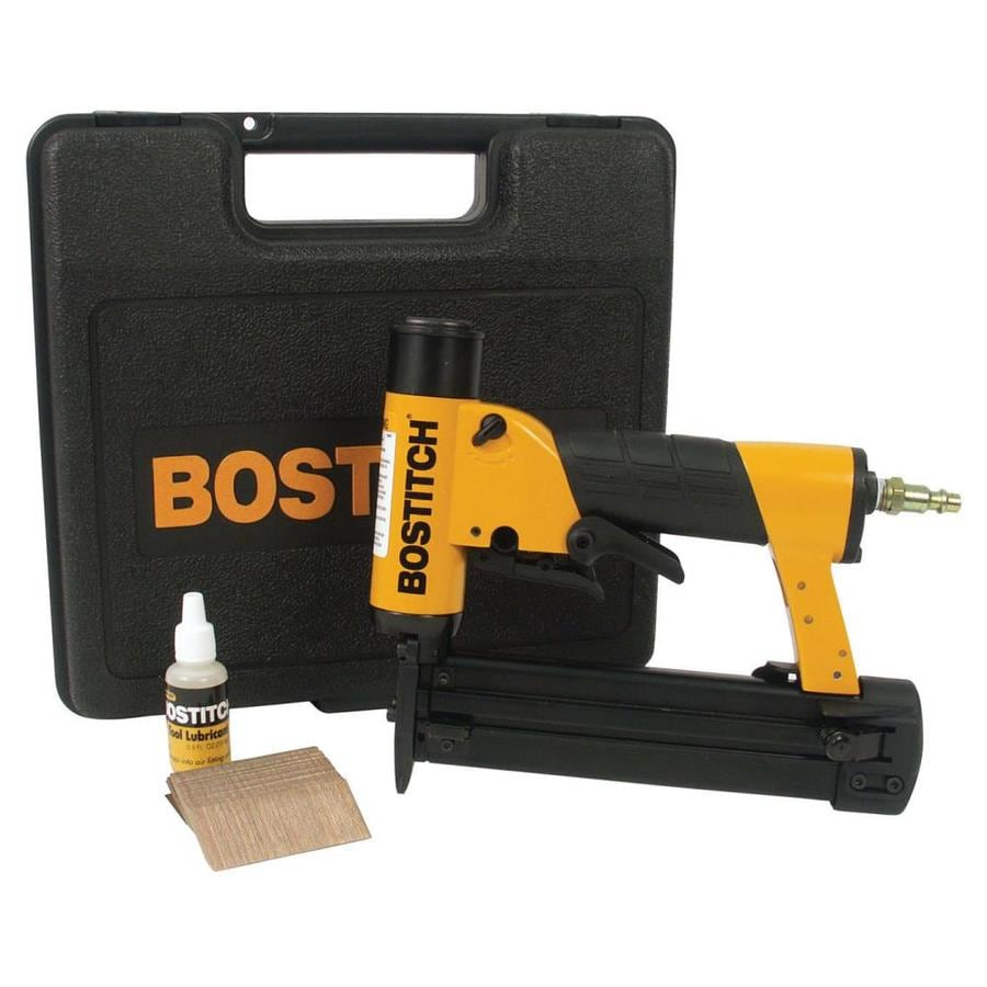 Shop Bostitch 1.1875-in 23-Gauge Pin Nail Gun at Lowes.com