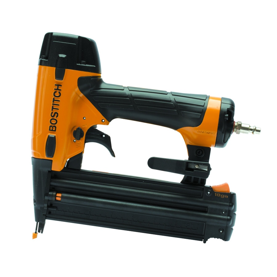 STANLEY-BOSTITCH 18-Gauge Clip Head Brad Pneumatic Nailer