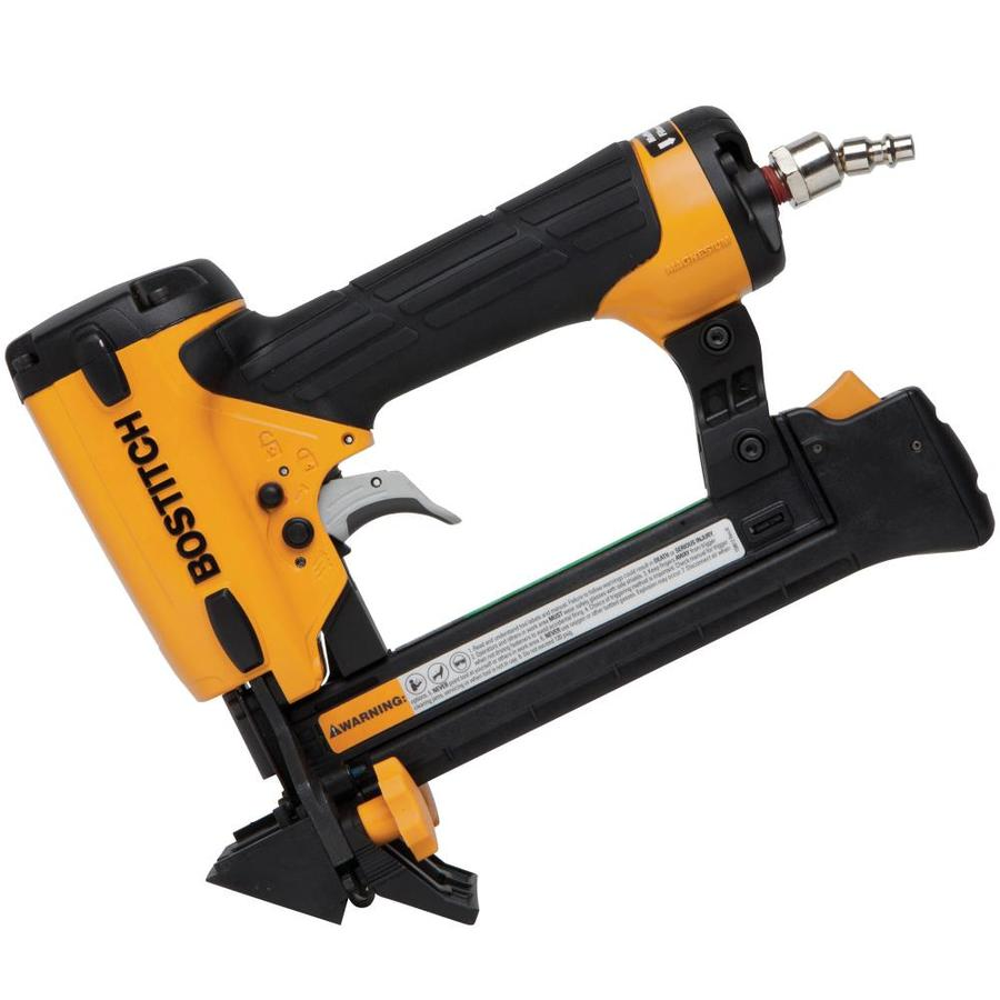 Bostitch 1-in 20-Gauge Pneumatic Stapler