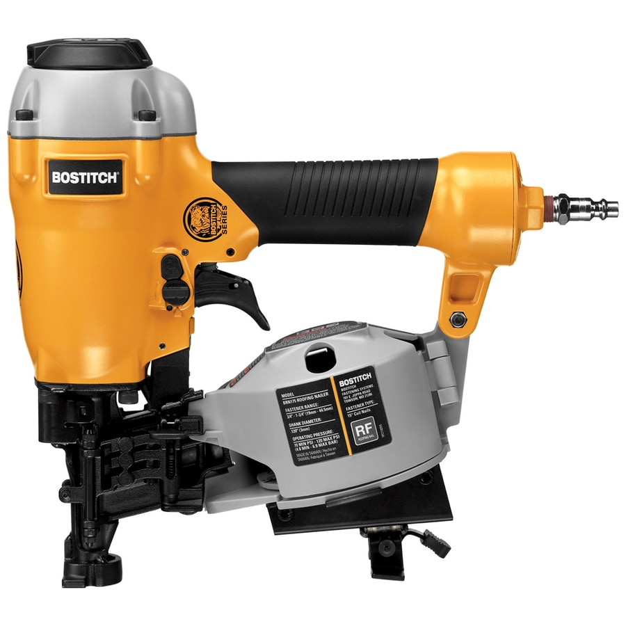 Shop Bostitch Bulldog 1.75-in 15-Degree Roofing Nailer at Lowes.com