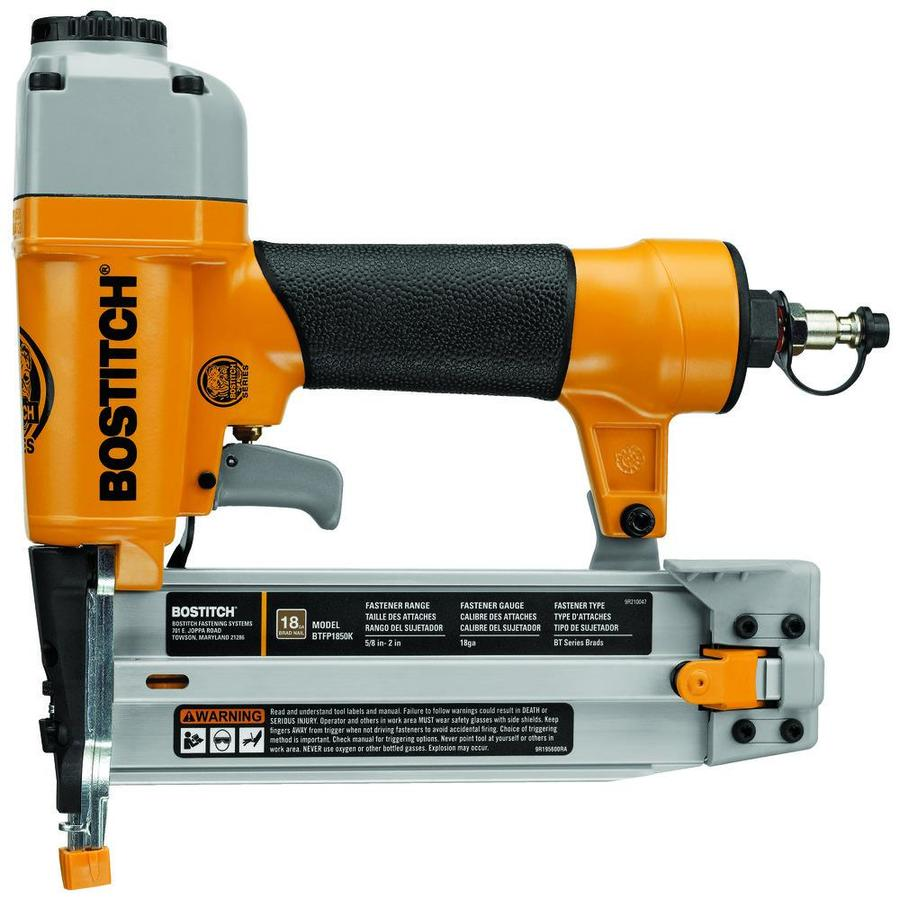 Bostitch Bulldog 2-in 18-Gauge Brad Nailer