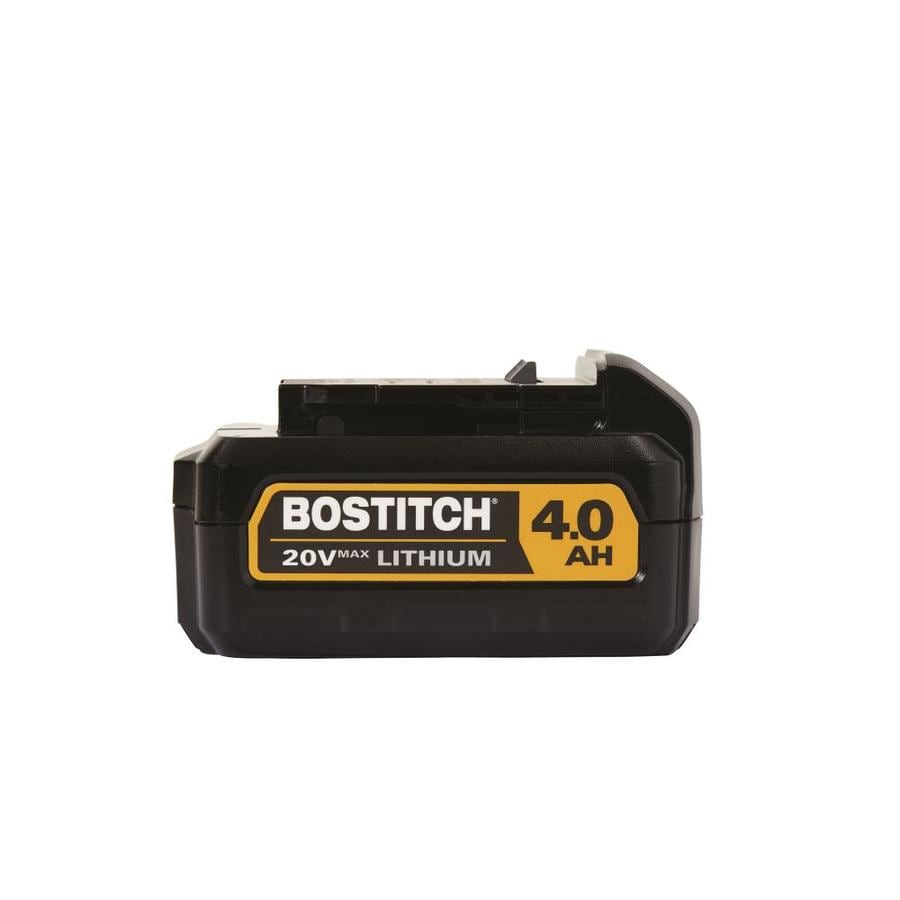 Bostitch 20-Volt Max 4-Amp-Hours Lithium Power Tool Battery