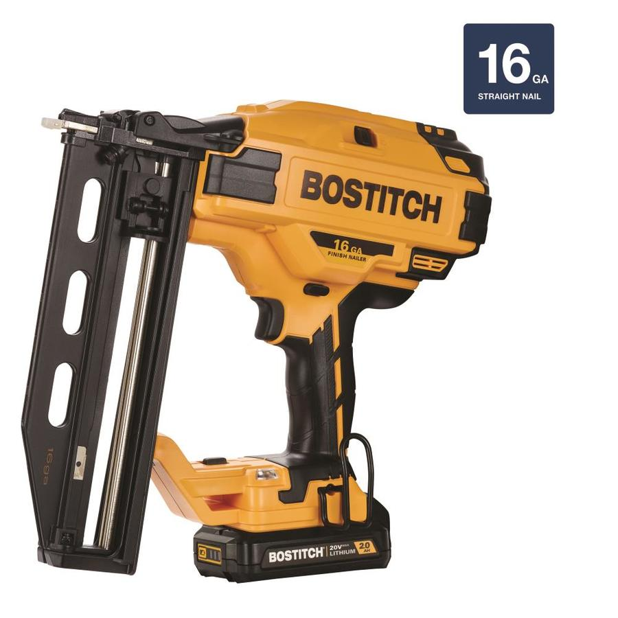Bosch 2 5 In 16 Gauge Finish Nailer