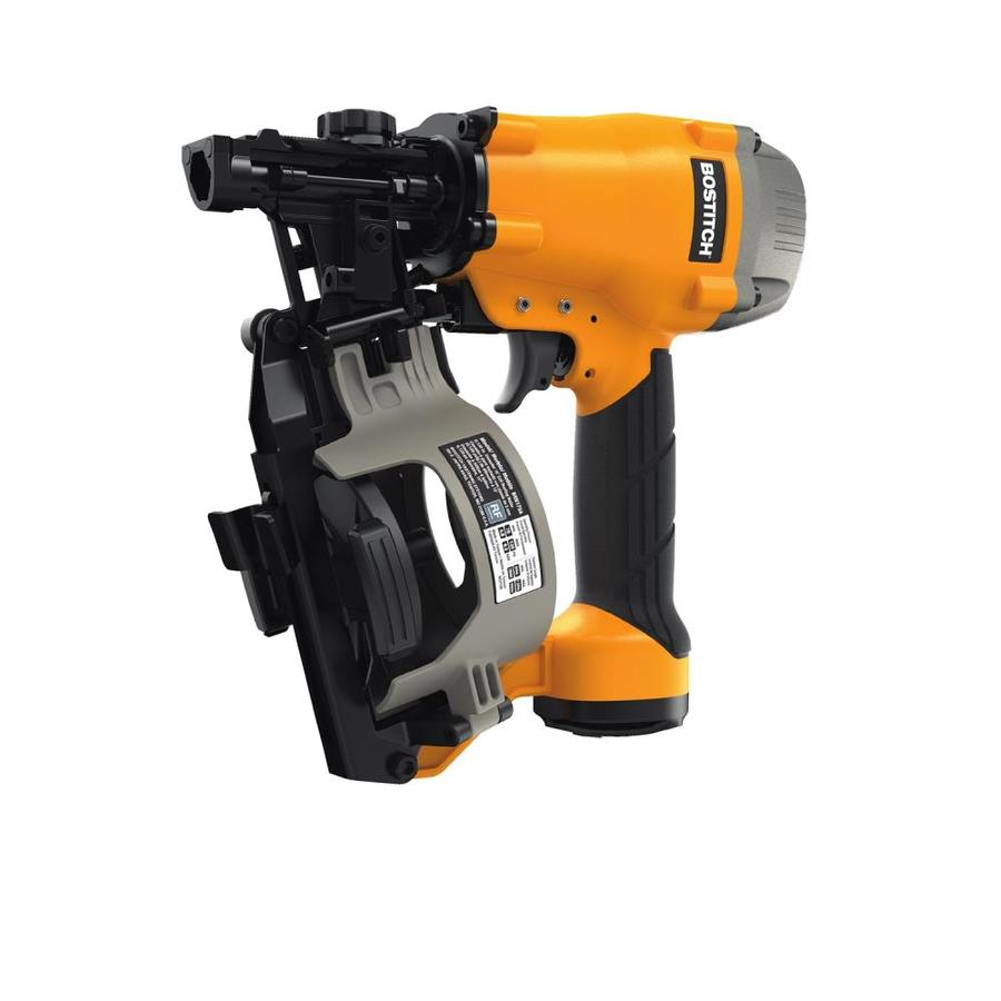 Shop Bostitch 1.75-in 15-Degree Roofing Nail Gun at Lowes.com