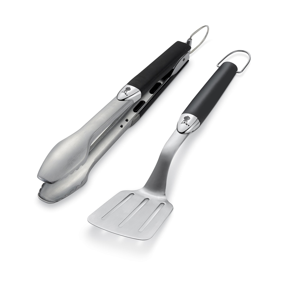 Weber 2-Pack Stainless Steel Tool Set