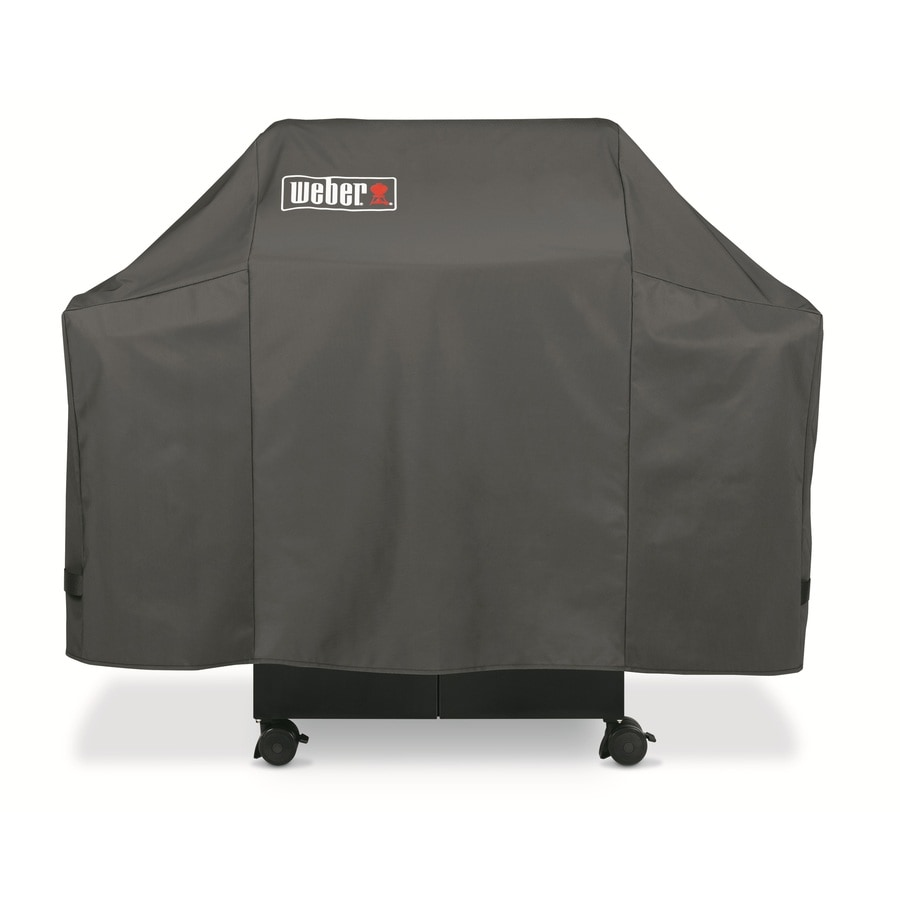 Weber 53-in x 45-in Vinyl Gas Grill Cover
