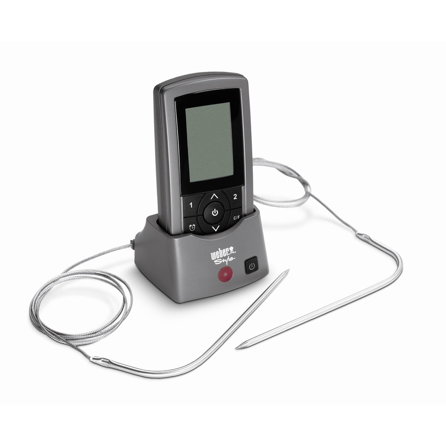 Weber Wireless 2 Probe Meat Thermometer