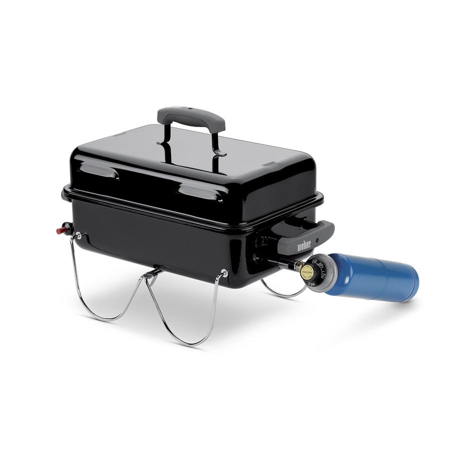 Weber Go-Anywhere LP Gas Grill