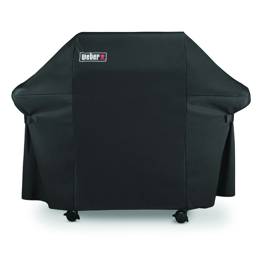 Weber 60-in x 47-in Polyester Gas Grill Cover