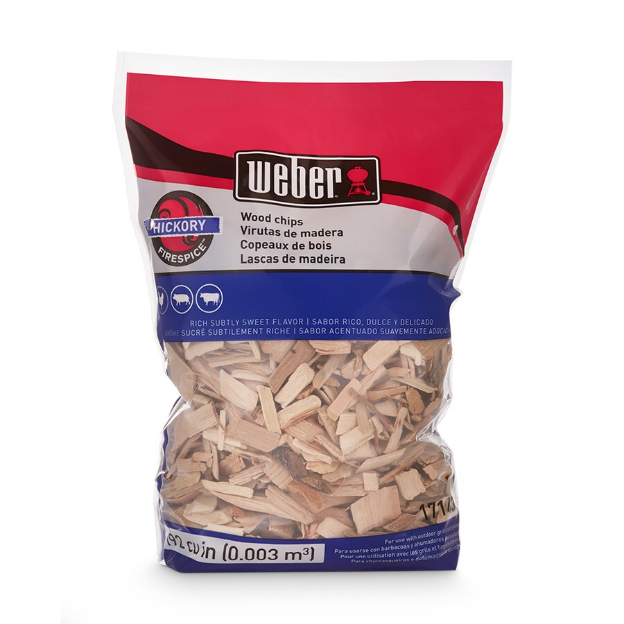 Weber 2 Pound Hickory Wood Chips