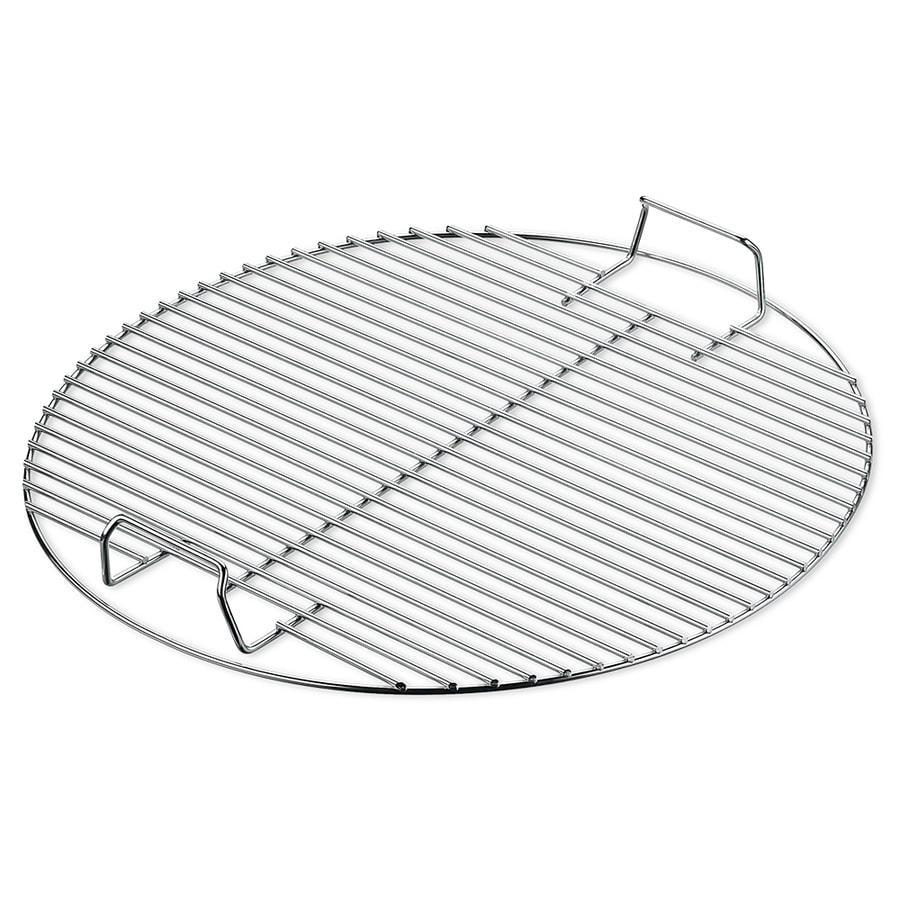 Weber 18 In X Round Plated Steel Cooking Grate