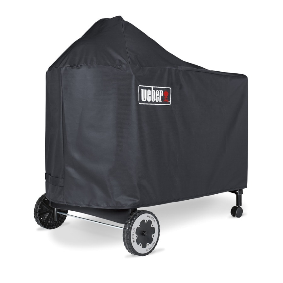 Weber 51-in x 41-in Vinyl Charcoal Grill Cover