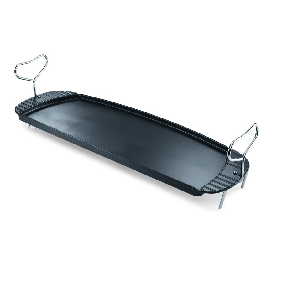 Weber Original Non-Stick Porcelain-Coated Metal Griddle