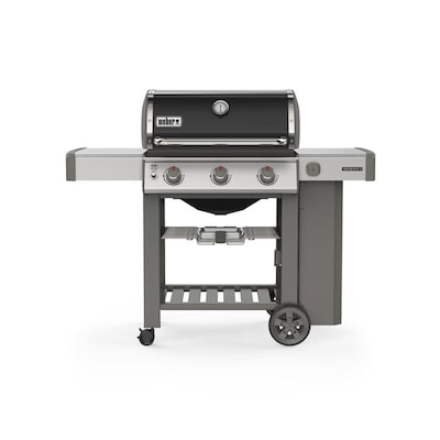 Weber Genesis II E-410 Black 4 Natural Gas Grill at Lowes com