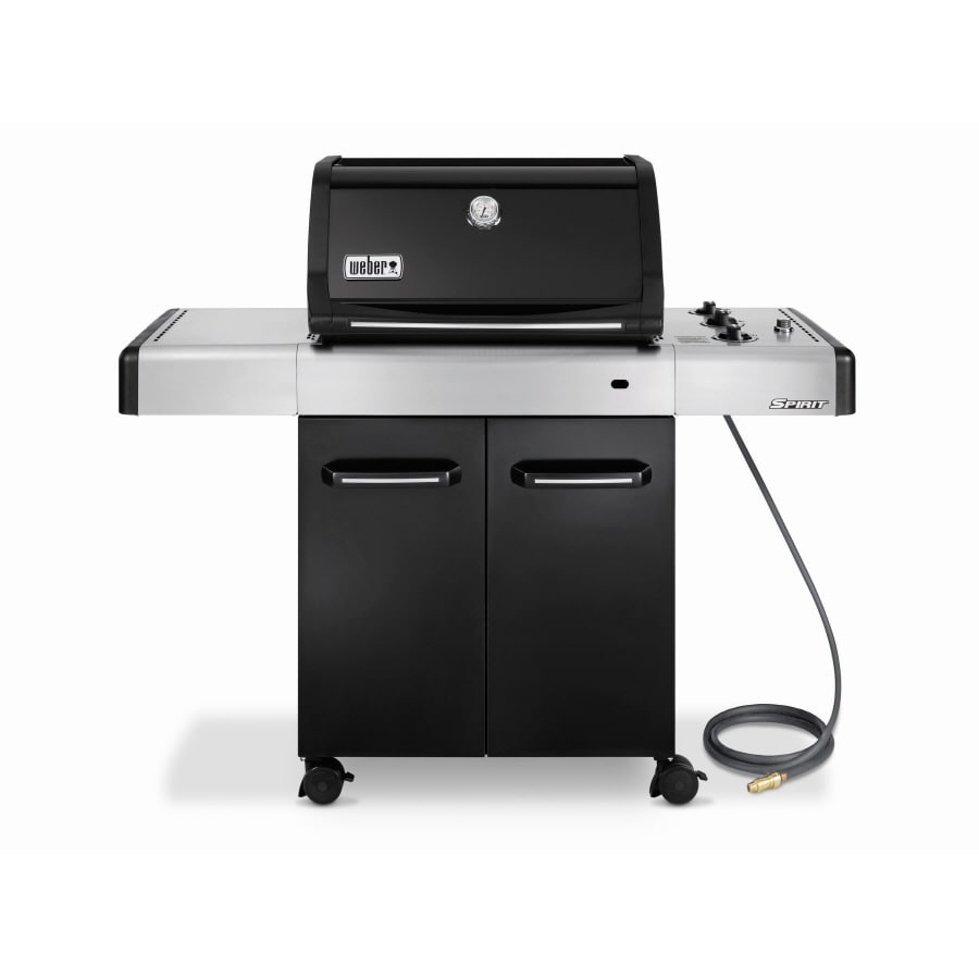 shop weber spirit e 310 3 burner natural gas gas grill at