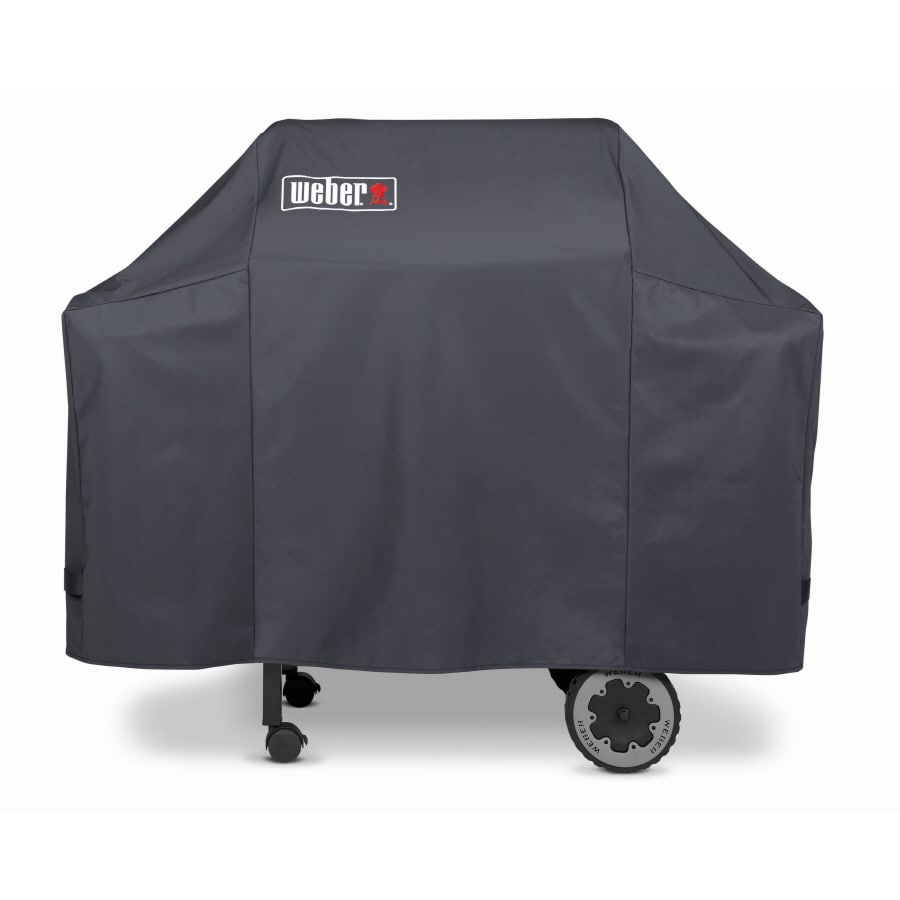 Weber 26-in x 45-in Vinyl Gas Grill Cover