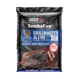 Weber SmokeFire GrillMaster Blend Wood Pellets (20-lb)