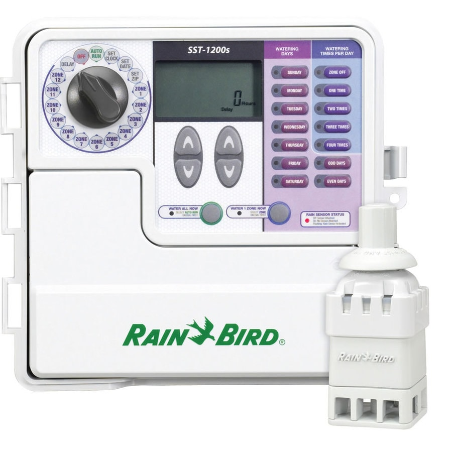 Shop rain bird irrigation timer at lowes rain bird irrigation timer sciox Choice Image