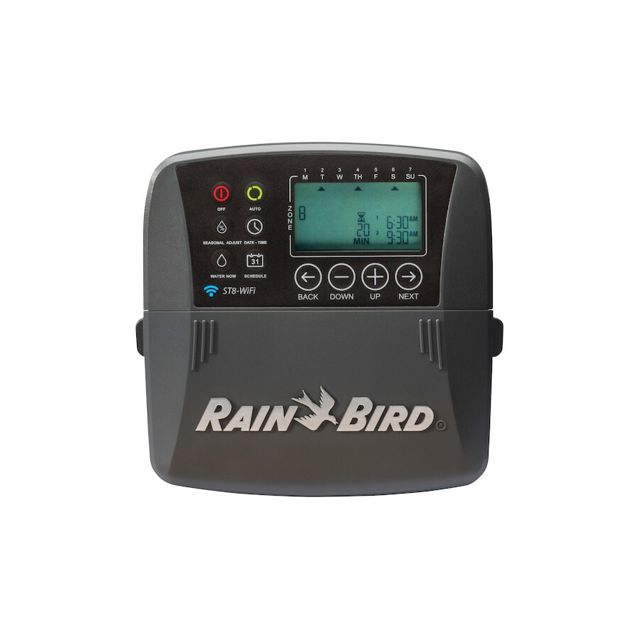 Rain Bird 8-Station Built-in Wifi Indoor Irrigation Timer