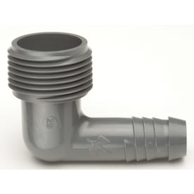 Gardiflex Straight Barbed Micro Irrigation Double Way Pipe Connectors