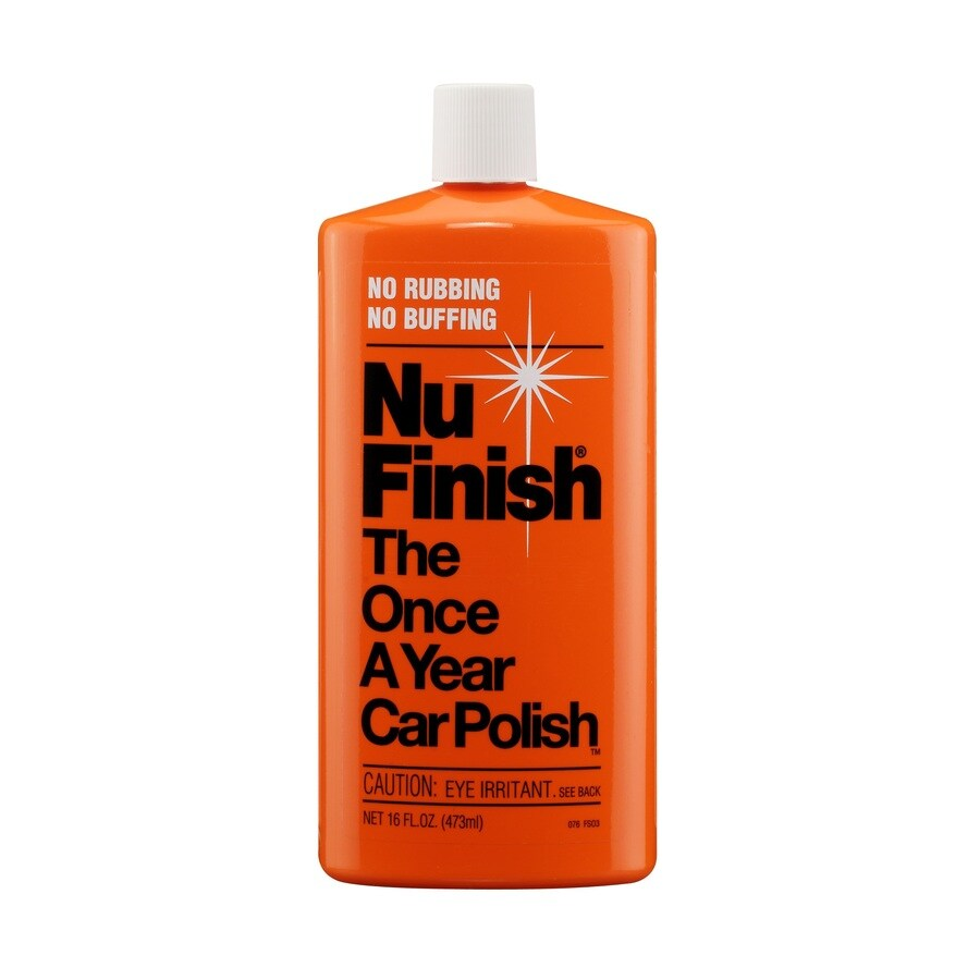 Nu Finish 16-oz Paint Sealant Car Wax