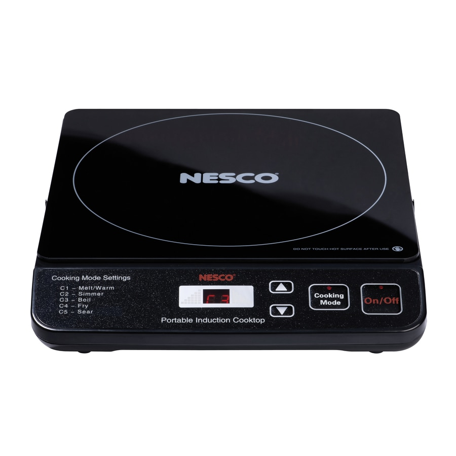 Nesco 14-in Metal Hot Plate