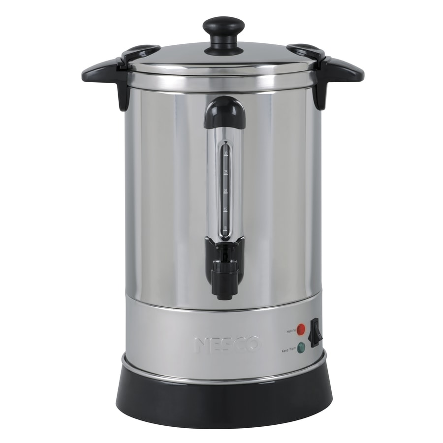 Nesco 30-Cup Stainless Steel Coffee Urn