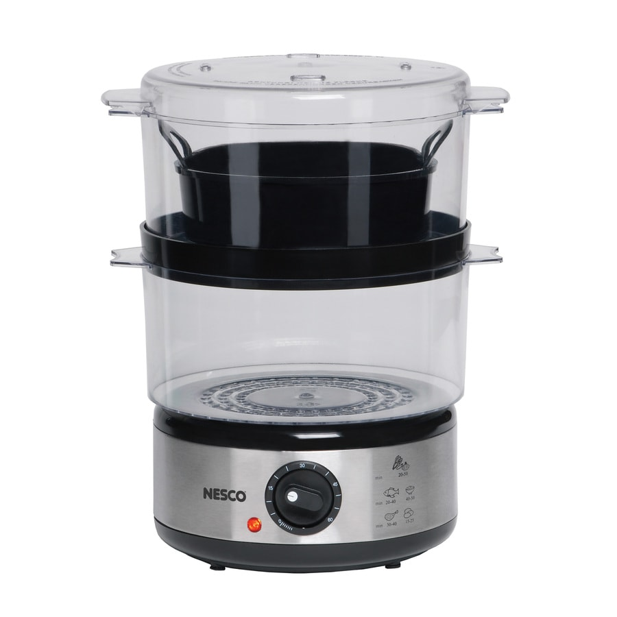 Nesco 5-Quart Food Steamer