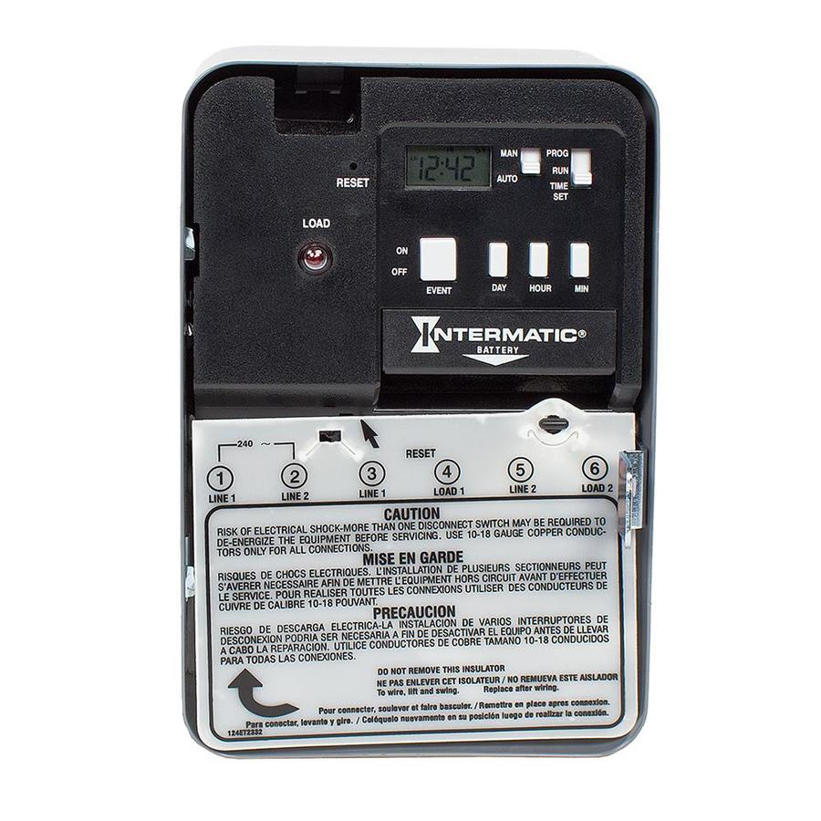 Intermatic Electric Water Heater Timer