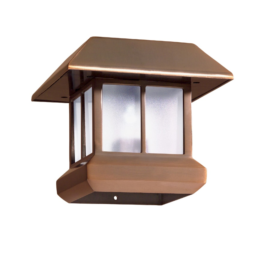 Malibu� Solar Post Top Light