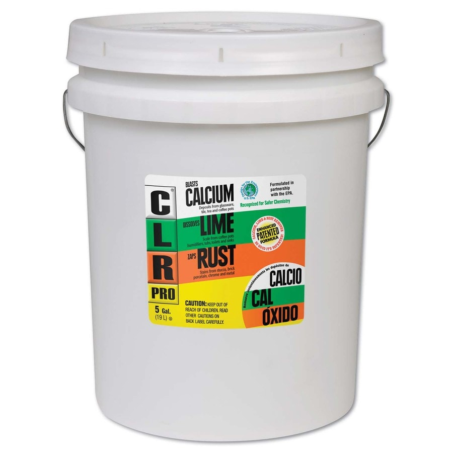 Shop Clr 5 Gallon Rust Remover At