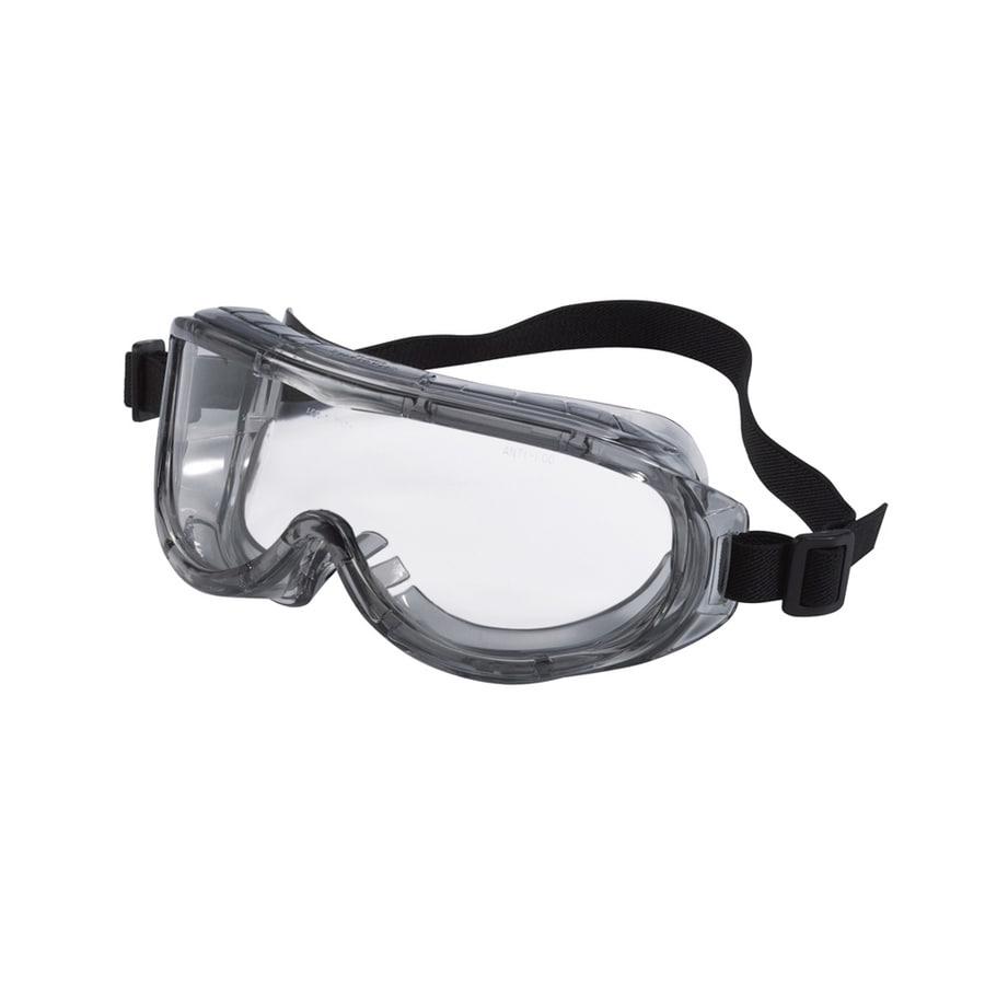 3M Clear Plastic Chemical Splash Impact Goggle