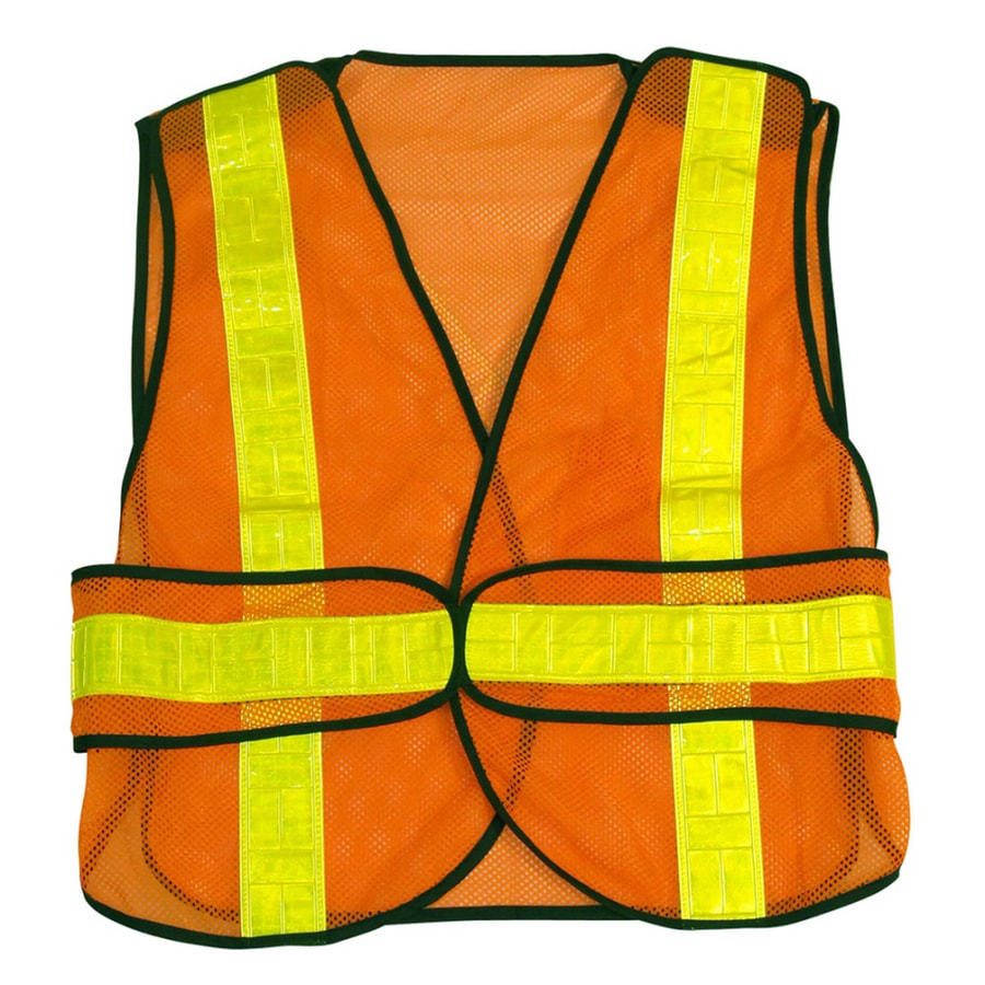 3M Class 2 Construction Orange Safety Vest